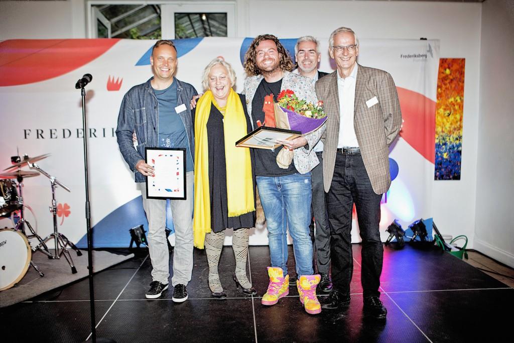 Frederiksbergprisen til Stella Polaris
