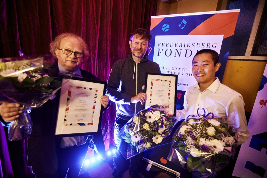 Frederiksbergpriserne 2016