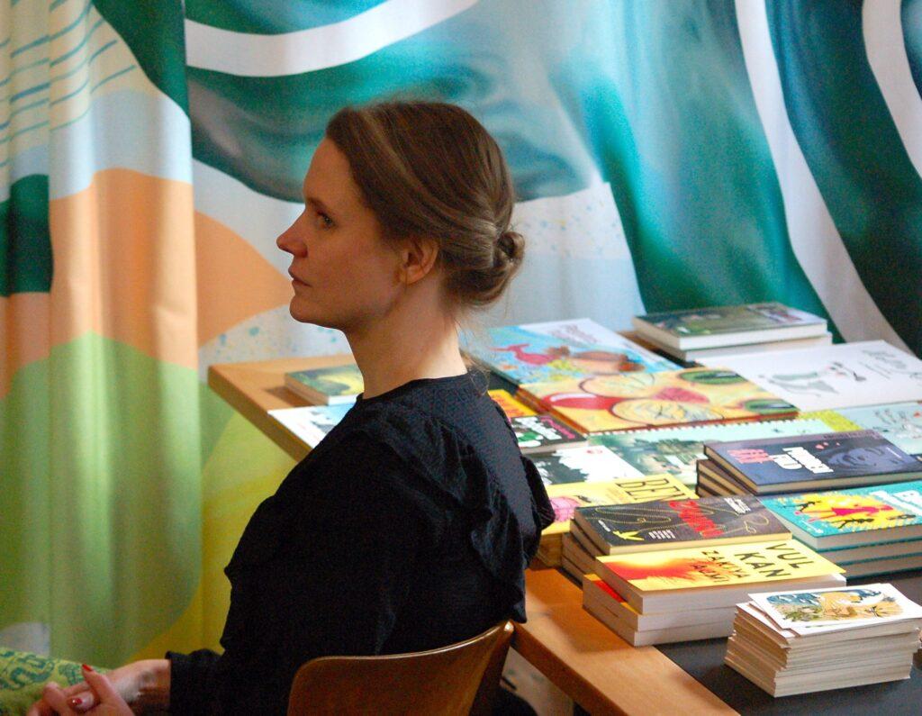 Festival for fortælleglæde og skrivekløe